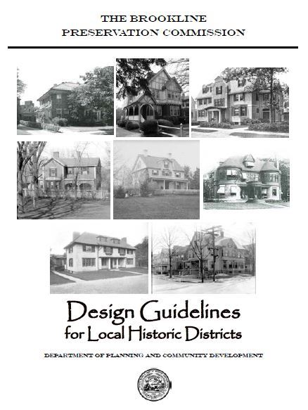 Local Historic Districts Design Guidelines