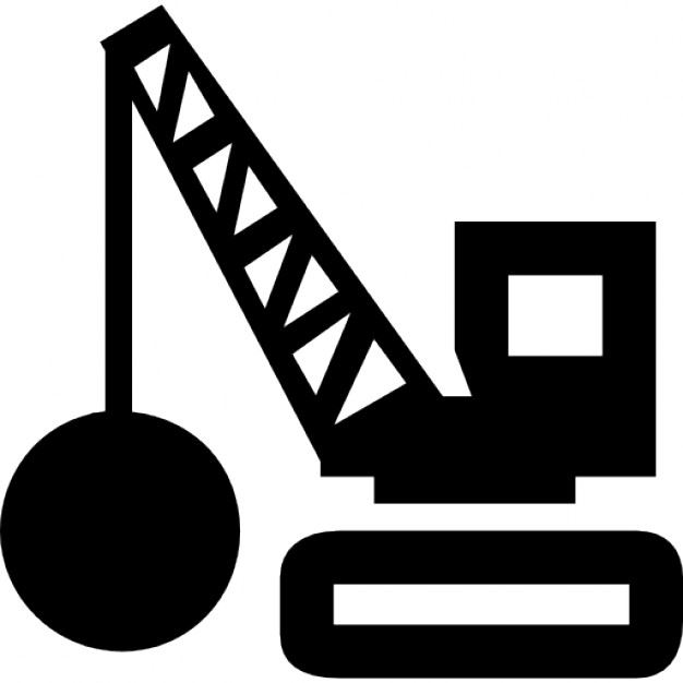 Demolition Icon