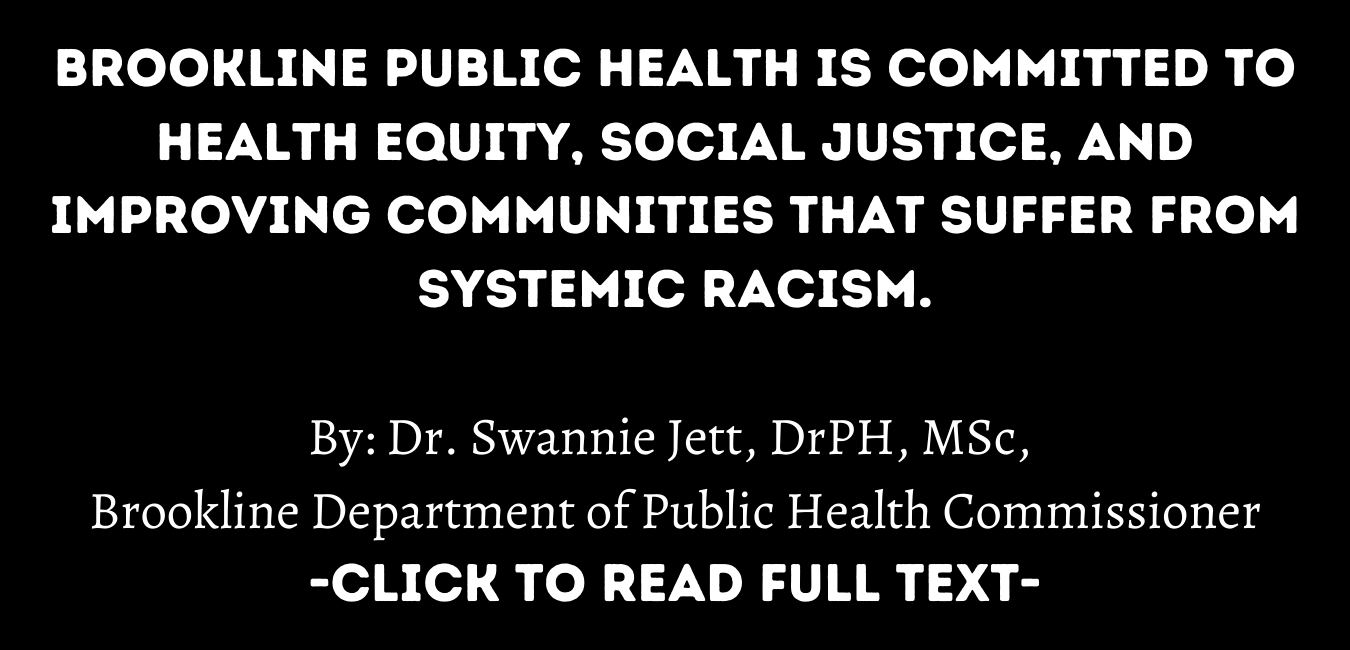 Dr. Swannie Jett Statement on Racism