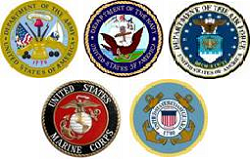Veterans Patches