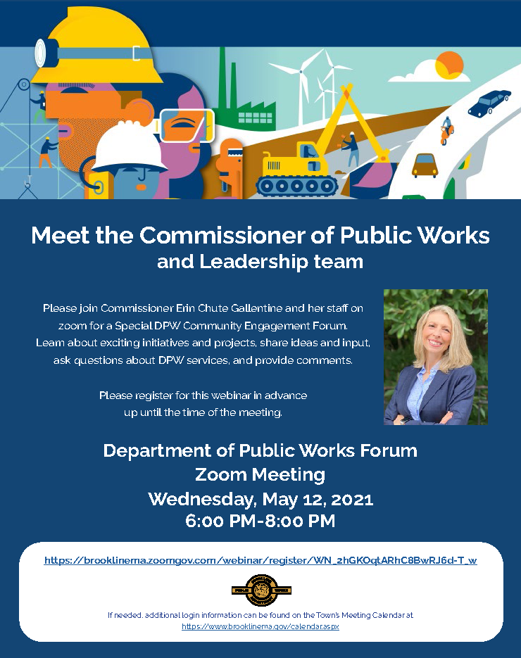 DPW Open Forum