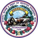 Brookline Town Seal
