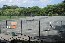 Amory Tennis Courts, Brookline, MA