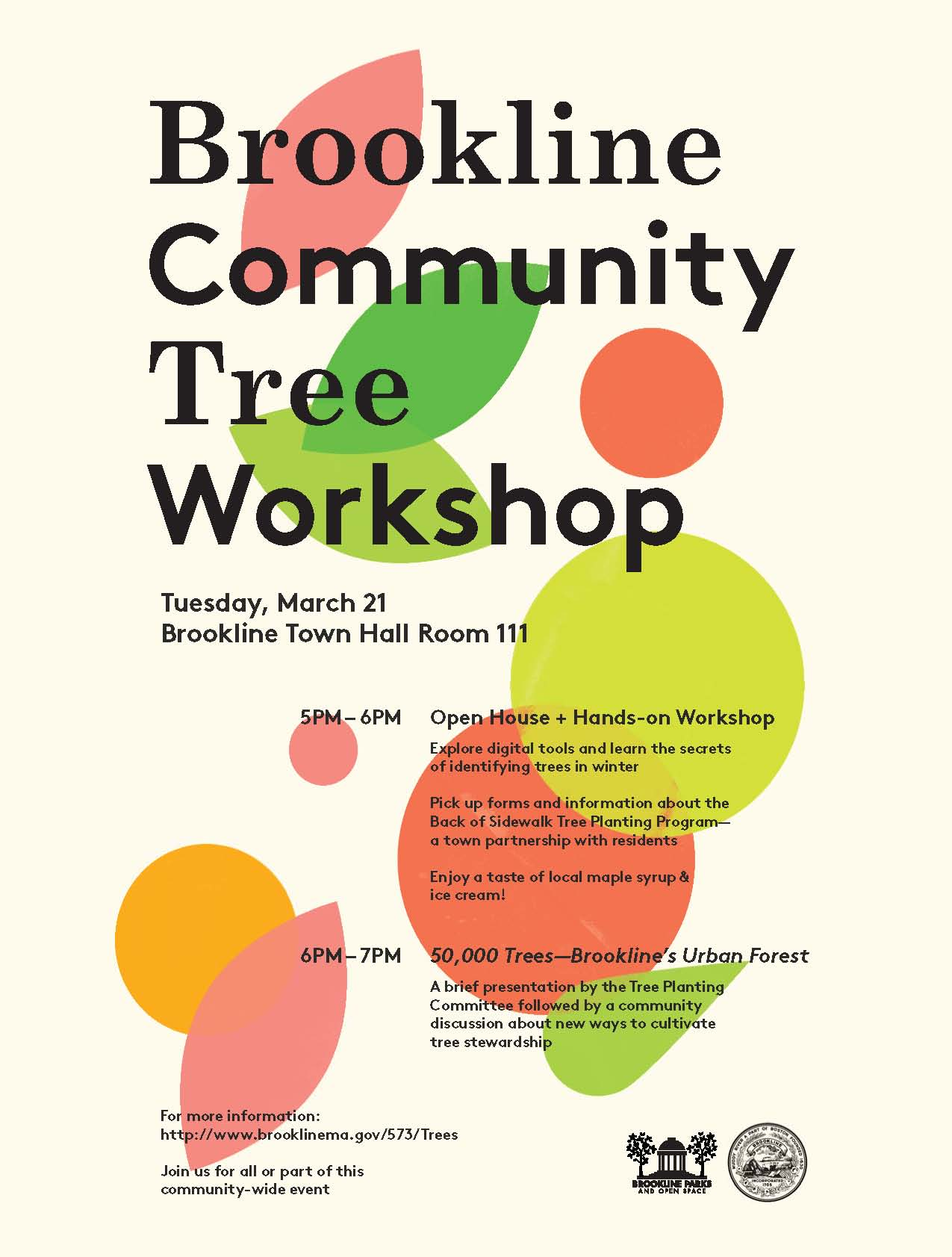 Community Tree Workshop